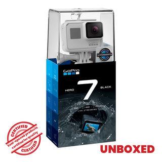 Unboxed GoPro HERO7 Black (Limited Edition Dusk White)