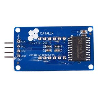 4 Bits LED Display Module