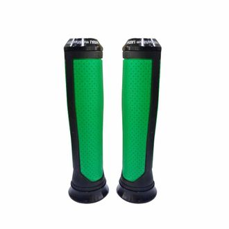 Speedy Riders Bike Moxi Handle Grip Set of 2 Black & Green Color