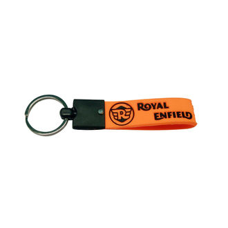 Speedy Riders Royal Enfield Rubber Keychain Assorted