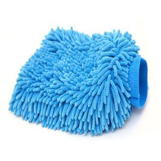 Speedy Riders Microfiber Glove Mitt For Car Cleaning Washing For All Cars