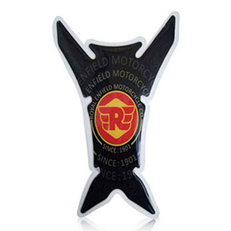 Customized RE Logo Tank Pad Tank Sticker Protector Pad For Royal Enfield