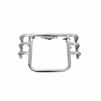 Speedy Riders Heavy Duty Safety Leg Guard Crash Guard Chrome For Royal Enfield