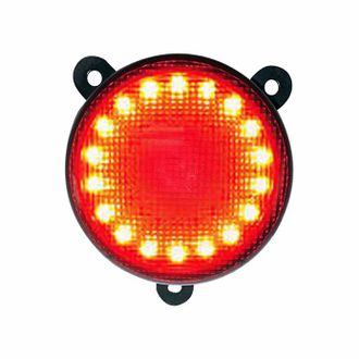Speedy riders Round LED Brake Light Light for Royal Enfield Classic