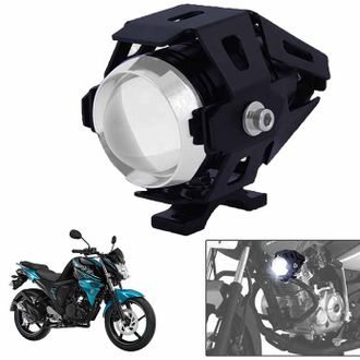 Speedy riders Single U5 Auxillary Fog Light / Work Light Bar Spot Beam Off Road Driving Lamp  for All Bikes