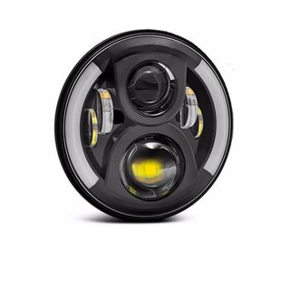 Speedy Riders Real Brand New 7 Inch LED Projector Headlight For Royal Enfield
