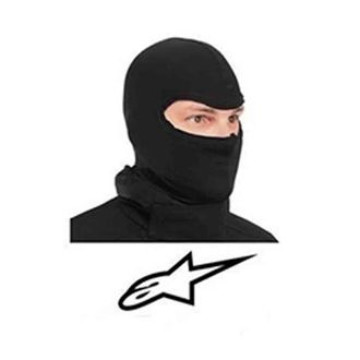 Speedy Riders Alpine Star Premium Full Face Mask Free Size for Royal Enfield