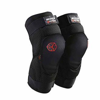 Speedy Riders SCOYCO K16 Motorcycle Off-Road Racing Outdoor Sports Knee Protector Guard - Black