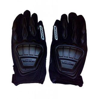 Speedy Riders Scoyco MC08 Composite Motorcycle Riding Gloves Black Color