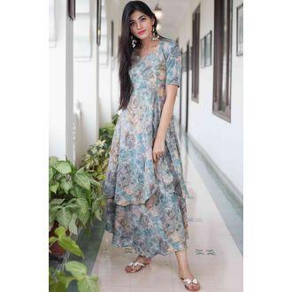 Pastel Blue DL Dress