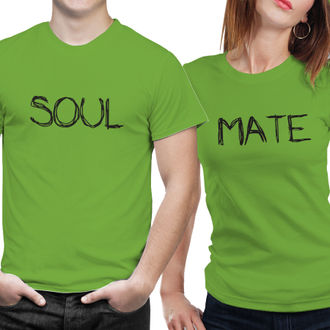 6a216ee29a sold-out-image POLYESTER DRY FIT COUPLE T SHIRTS- SOUL MATE-01 (GREEN)