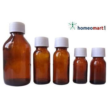 Amber Glass Liquid Dropper Bottles (Packing 50)