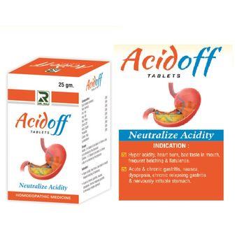 Dr Raj Acidoff Tablets for Neutralize Acidity