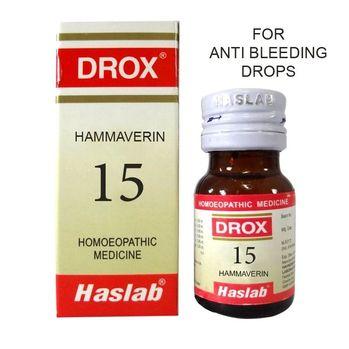 Drox 15 Hammaverin