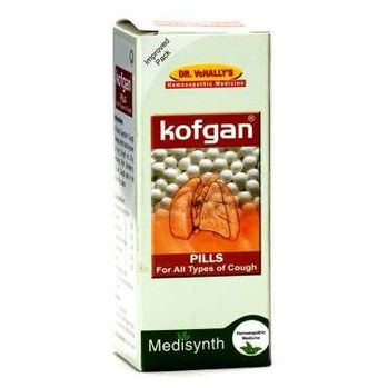 Medisynth Kofgan forte Pills for All Types Of Cough