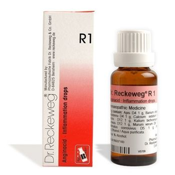 Dr.Reckeweg R1 drops - Inflammation drops  Pack of 3