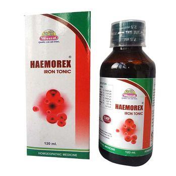 Wheezal Haemorex Iron Tonic for Anorexia, Anemia