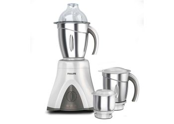 Philips HL7750 Viva Collection Mixer Grinder (Ink Black & White)