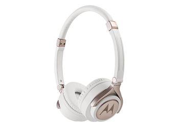 Motorola Pulse 2 SH005 Wired Headphone (White)
