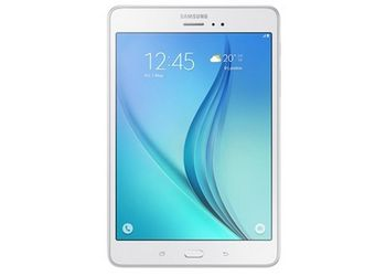Samsung Tab A SM-T355YZWA Tablet (8 inch, 16GB, Wi-Fi+LTE+Voice Calling),Sandy White Unboxed