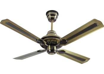 Havells FHCFCSTBAB48 Florence 82-Watt Celling Fan (Black Antique Brass)