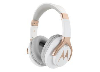 Motorola Pulse 3 Max Headphones (White)
