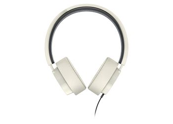 Philips CitiScape SHL5200WT/10 On-Ear Headphone (White)