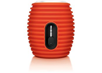 Philips SBA3010ORG/00 Sound Shooter Portable Speaker (Orange) (Unboxed)