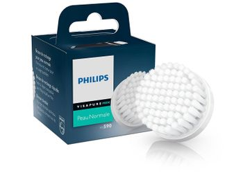 Philips Visa Pure MS590/50 Men Brush Head Replacement (White) (Unboxed)