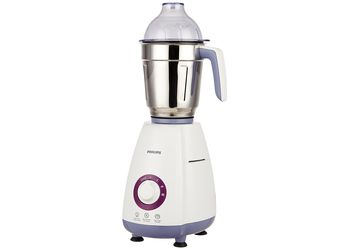 Philips HL7699/00 750-Watt Mixer Grinder (White/Grey)