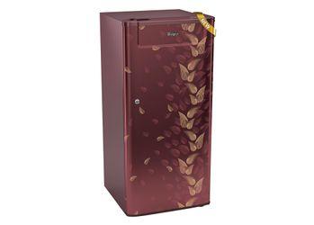 Whirlpool 185 L 3 Star Direct-Cool Single Door Refrigerator (200 Genius Cls Plus 3S, Wine Fiesta)