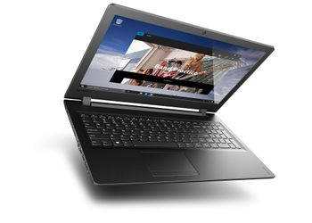 "Lenovo Ideapad 80UD0144IH (Core i3 6006U/8GB Ram /1TB HDD/Win10/15.6"" Display/Intergrated Graphics ) Black (Unboxed)"