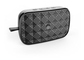Motorola Sonic Play 100 Bluetooth Speaker (Black)