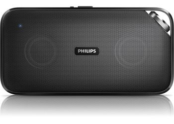 Philips BT3500B/37 Portable Bluetooth Speakers