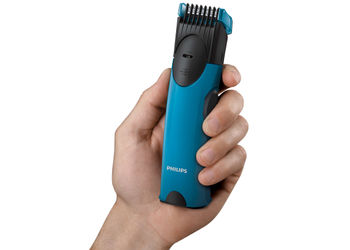 Philips BT1005/15 Battery Operated Beard Trimmer (Blue) (Unboxed)