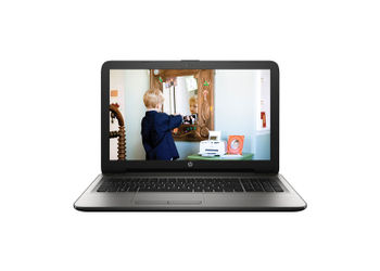 HP 15-ay004TX (W6T41PA) Laptop (5th Gen Ci3/ 4GB/ 1TB/ Win10/ 2GB Graph) Unboxed