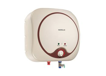 Havells 15 Ltr Quatro Storage Geyser Ivory Brown