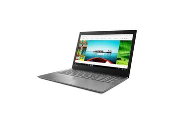 Lenovo Ideapad 80XH01GEIN Notebook Core i3 (6th Generation) 4 GB 39.62cm(15.6) DOS Not Applicable ONYX BLACK