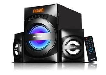 Philips MMS-3535F/94 2.1 Multimedia Speaker System (Black)