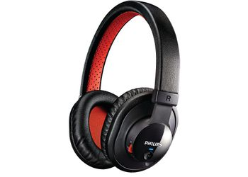 Philips SHB7000/00 Bluetooth Stereo Headset (Black) (Unboxed)