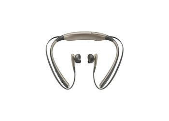 SAMSUNG EO-BG920BFEGIN Wired bluetooth Headphones  (Gold, In the Ear) Unboxed
