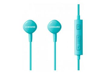 Samsung EO-HS130DWEGIN Ear Buds Wired With Mic Earphones Blue