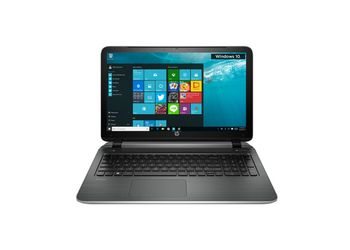 HP Pavilion 15-ab522TX Notebook (6th Gen Intel Core i5- 8GB RAM- 1TB HDD- 39.62 cm (15.6)- Windows 10- 4GB Graphics) (Natural Silver) (Unboxed)