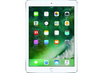 Apple iPad 128 GB 9.7 inch with Wi-Fi Only  (Silver)