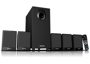 Philips DSP2800 Home Audio Speaker