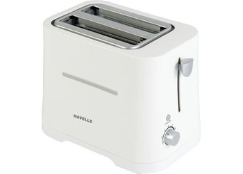 Havells GHCPTASW070 700 W Pop Up Toaster  (White)