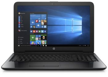 HP Pentium Quad Core - (4 GB/1 TB HDD/DOS) Z6X91PA#ACJ 15-ay085tu Notebook  (15.6 inch, Black, 2.19 kg)