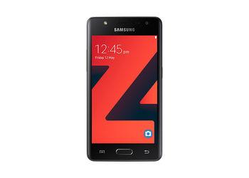 Samsung Z4 (Black) Unboxed