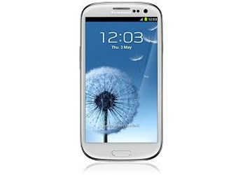 SAMSUNG Galaxy S3 (White, 16 GB)