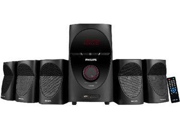 Philips IN-SPA7000B/94 Home Audio Speaker  (5.1 Channel)